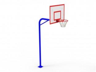 Стенд баскетбольний №1 (90х120) подовжений, фанера